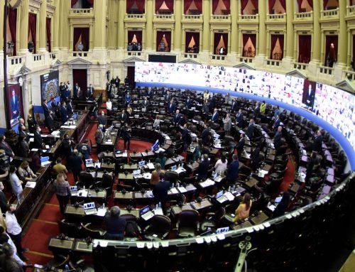 La oposición formalizó un pedido de sesión para intentar derogar el decreto de «superpoderes»