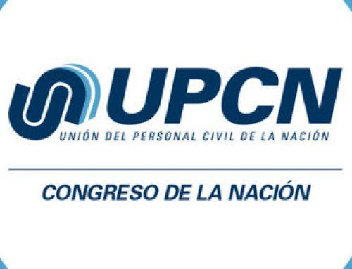 La UPCN sobre la sesión virtual: «Los trabajadores son nuestro mayor orgullo»