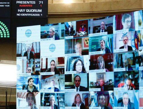 Nuevos desafíos para el debate legislativo en la esfera digital . Por Camila Chirino