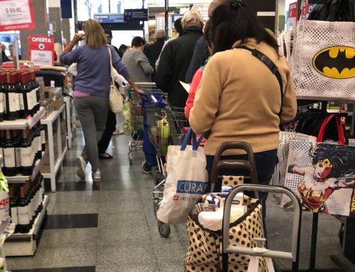 CABA – Aprobaron el pedido a Larreta para evitar vender indumentaria en supermercados