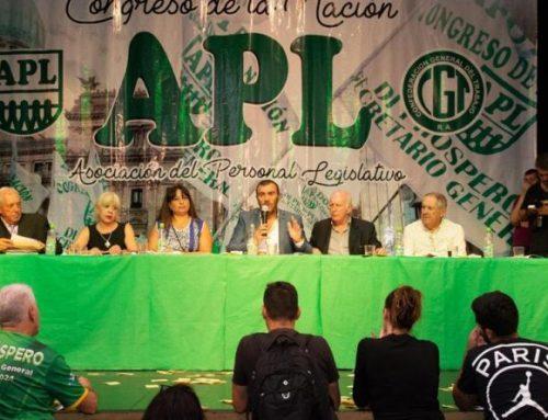 APL rechazó en un comunicado la idea del Diputado Iglesias para sesionar de forma presencial