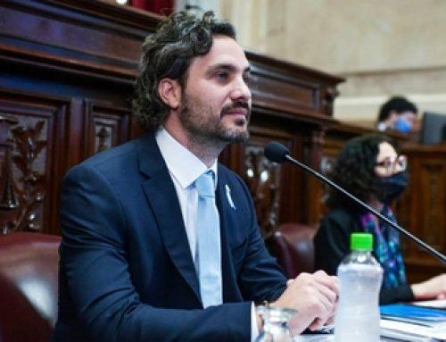 Dia clave: Sesión por Teletrabajo en el Senado y visita de Cafiero en Diputados