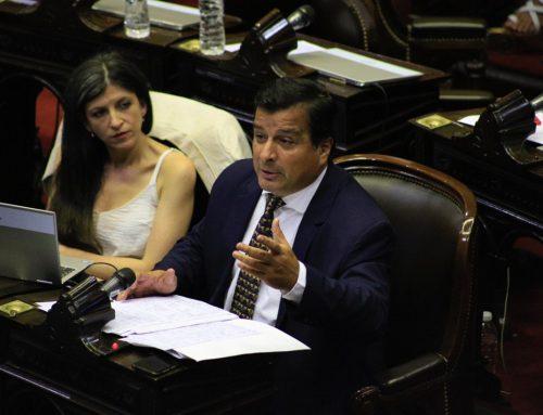 Casaretto presentó un nuevo proyecto de moratoria impositiva hasta el 30/6