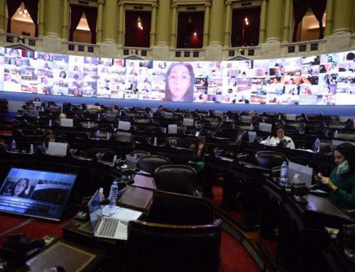 Diputados acordó sesionar tres veces durante julio a pesar del endurecimiento de la cuarentena