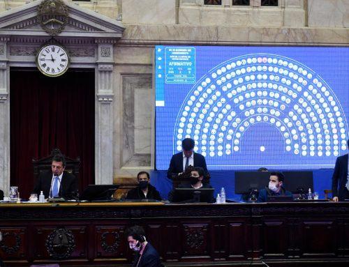 Diputados convirtió en ley el proyecto de Restauración de la Deuda Local