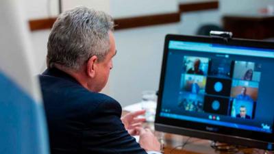 Legislativas 2021  Rossi dejará el Ministerio de Defensa y dice que se enteró por «la televisión»