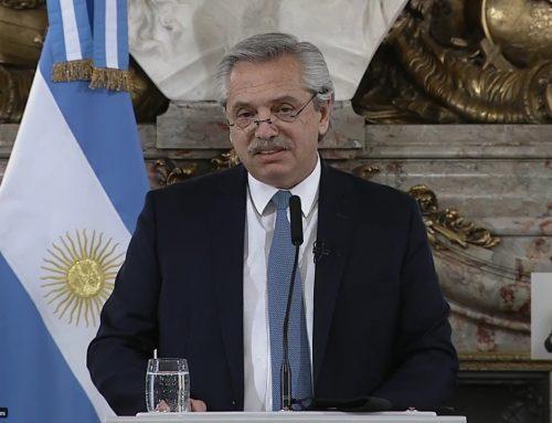 Reforma Judicial, Alberto Fernández presentó el proyecto: «Proponemos organizar mejor la justicia federal»