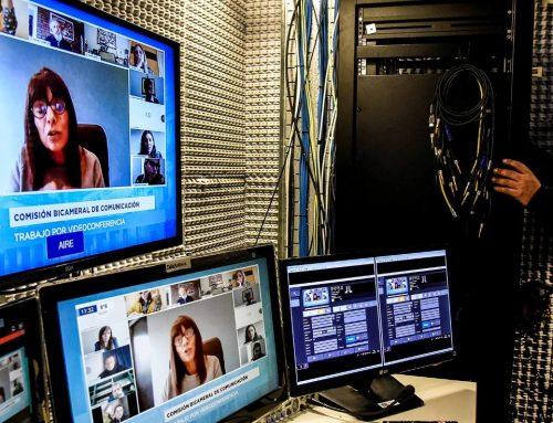 Legisladores de todos los bloque acordaron avanzar en la perspectiva de género en medios de comunicación