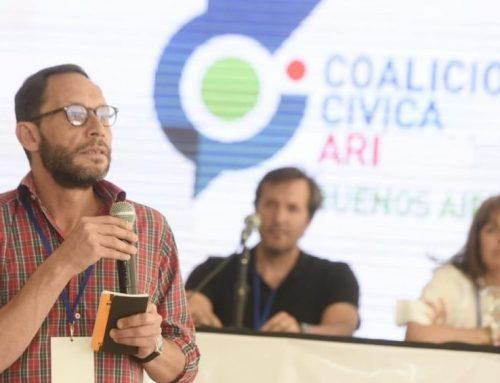 La Coalición Cívica manifestó su «enérgico repudio» a la agresión a trabajadores de C5N