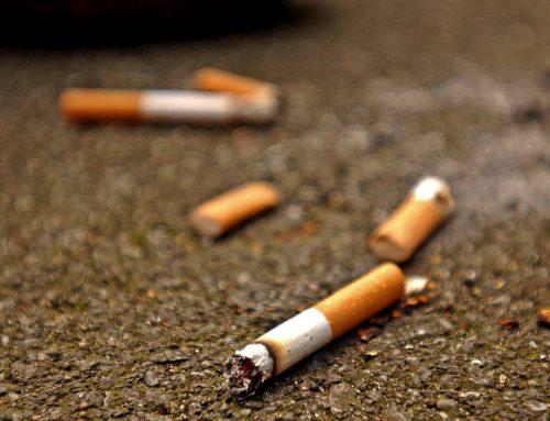 CABA – Piden multar a quienes arrojen colillas de cigarrillo en la calle