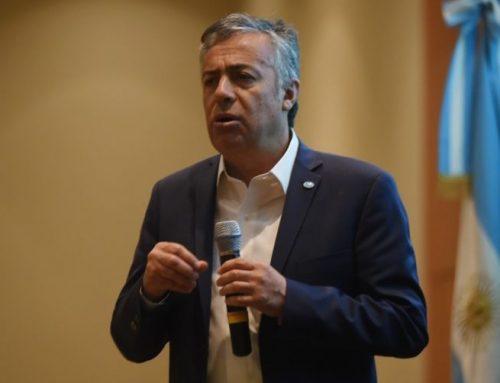 Cornejo pidió «un gran acuerdo» entre el oficialismo y la oposición