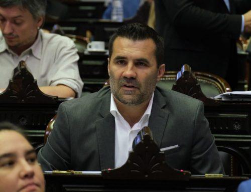 Martínez disparó contra JxC por la postura que tuvo sobre la muerte de Fabián Gutiérrez