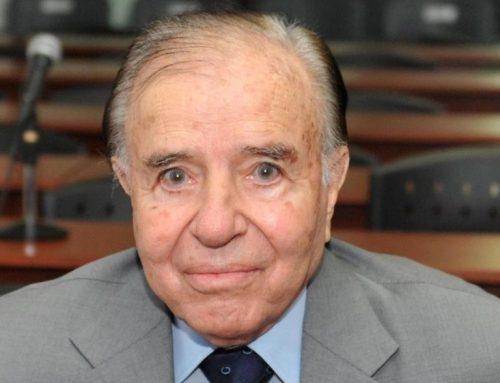 48 horas después de recibir el alta, el senador Carlos Menem fue internado nuevamente por complicaciones de salud