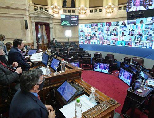 El Senado convirtió en ley el proyecto de Teletrabajo a pesar de las criticas de la oposición