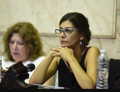 Diputada Spósito presentó el proyecto de Ley Integral Trans