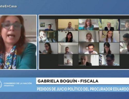 La fiscal de la Causa Correo denunció intimidaciones, la oposición la cuestionó por «perseguir a Macri»