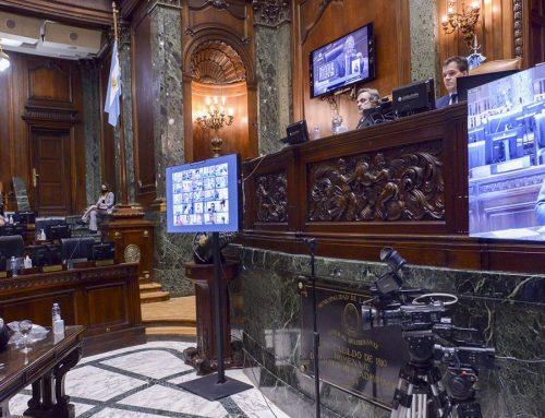 CABA – Felipe Miguel brindó su informe de gestión realizando anuncios referidos a la cuarentena