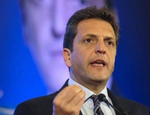 Sergio Massa dijo que el endeudamiento de la gestión anterior «fue para ayudar a la reelección de Macri»