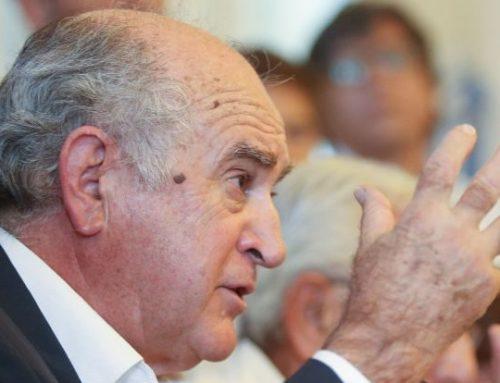 Parrilli dijo que Macri es el número uno en impunidad y dijo que los periodistas «son bobos o se hacen»