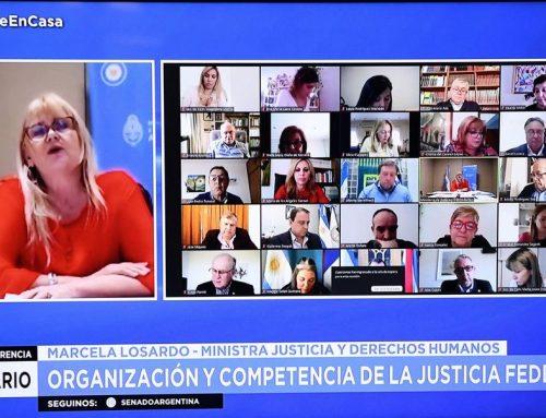 Senado: Siguen las exposiciones y audiencias sobre el proyecto de la Reforma Judicial