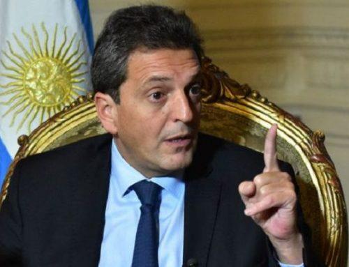 """Sergio Massa, sobre el viaje de Mauricio Macri a Francia: """"Despreció a los argentinos"""" (Video)"""