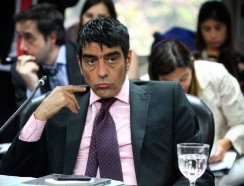 Diputado Tailhade disparó contra los jueces Leopoldo Bruglia y Pablo Bertuzzi