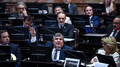 Senado| El oficialismo acuerda cambios en el proyecto sobre restricciones en pandemia