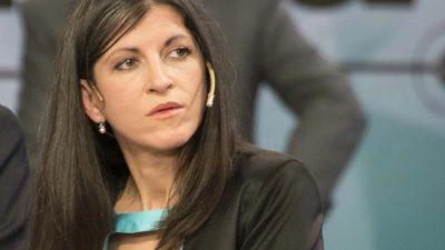 La diputada Vallejos trató de «okupa» al Presidente y se retractó (audio)