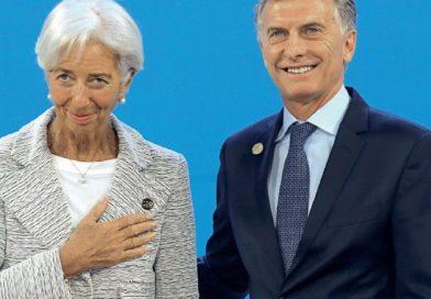 El Estado se presentará como querellante en la causa contra Macri por el préstamo del FMI