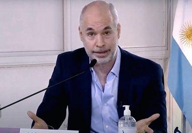 """Larreta: """"Si el Gobierno condiciona a la Justicia, nos quedaremos sin república y sin democracia»"""