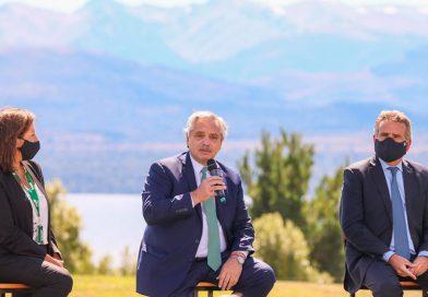 Alberto Fernández: «Quiero ser el mandatario que una a los argentinos»
