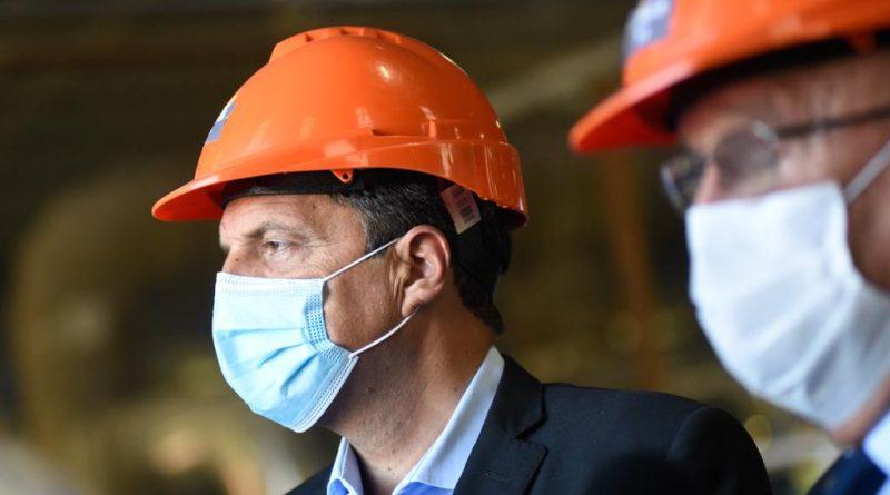 Reformas del impuesto a las Ganancias  Massa: «Es el símbolo de que el Estado esta construyendo la reactivación de la Argentina»