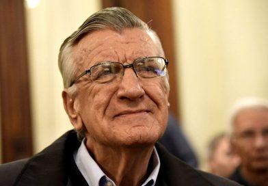Gioja sigue alentando la candidatura de Alberto Fernández como presidente del PJ nacional