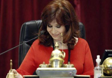 Cristina Fernández retó a la oposición: «La que dirige la sesión soy yo»