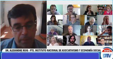 VIDEO| El Titular de INAES brindó un informe sobre la actividad cooperativa ante Diputados