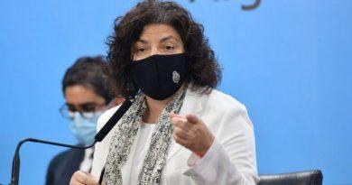 El Ministerio de Salud reiteró que «la presencialidad implica alto riesgo de contagio colectivo»