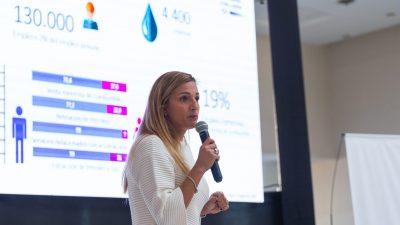 NEUQUÉN – Se llevó a cabo el conversatorio «Desigualdad de género en ámbitos laborales»
