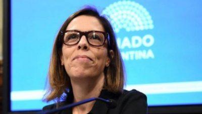 Reforma Ministerio Público Fiscal| Laura Alonso acusó a Diputados de «vender sus votos» y los tildó de «corruptos y traidores a la Patria»