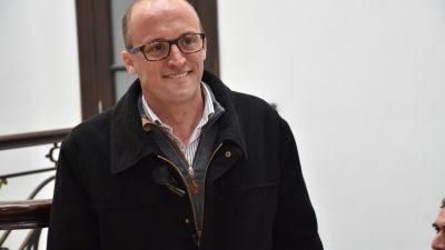Santa Fe| Nicolás Aimar ocupará la banca de Lifschitz en la Legislatura