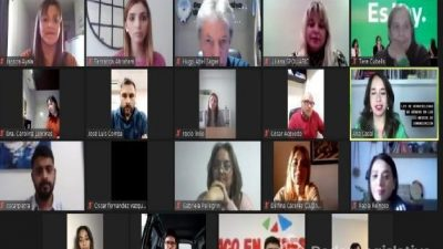 CHACO – Buscan incorporar la perspectiva de género en los medios de comunicación