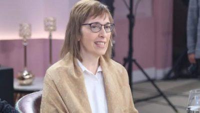 Diputados  ¿Sandra Pitta será candidata?