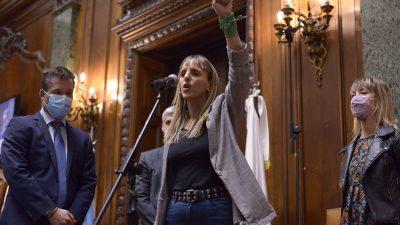 CABA – Asumieron dos nuevas legisladoras