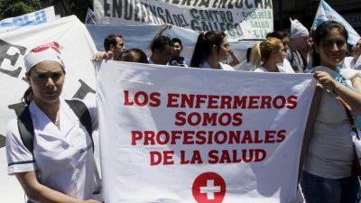 Un esperado proyecto de ley de Formación y Desarrollo de la Enfermería. Por Dr. Gabriel Muntaabski