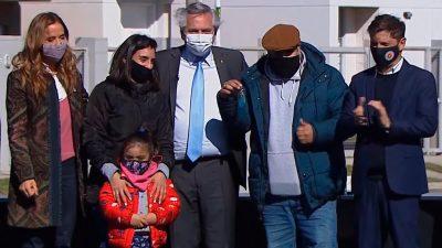El Presidente convocó a la «épica» de reconstruir Argentina (Videos)