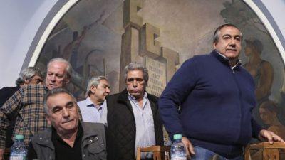 La CGT respaldó a Alberto Fernández y se distancia del Kirchnerismo