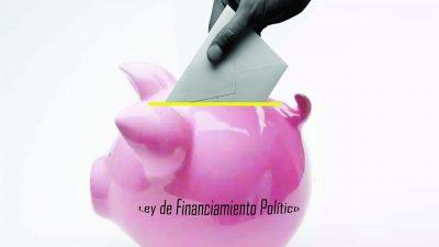 Informe Especial  ¿Cómo financian los partidos políticos las campañas electorales?