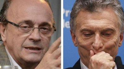 Diputados| Moreau le apuntó a Macri: «Se quiere esconder por su situación judicial»