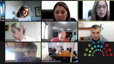 ENTRE RIOS – Diputados trató en comisión el proyecto de ley de actualización de los honorarios de los profesionales de la abogacía