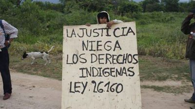 El Nobel a la Paz, Pérez Esquivel, se manisfetó a favor de la prórroga del Relevamiento Territorial de Comunidades Indígenas