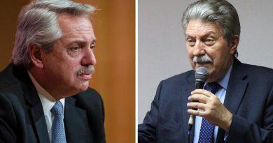 El mensaje del presidente Alberto Fernández por el fallecimiento de Rubén Proietti